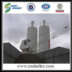 Great value 400 tons steel silo for cement storage