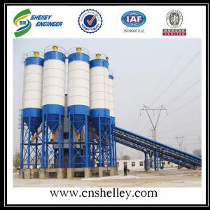 High quality 300t steel cement silo for sale