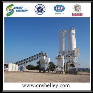 Hot sale 50t steel silo for cement storage