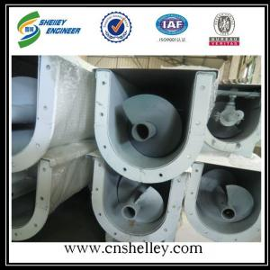 30 - 40t/h corn grain auger screw conveyor system_Flat