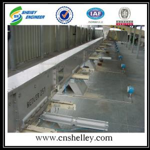 10 - 20t/h horizontal drag chain conveyor for rice