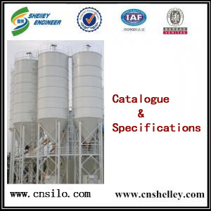Catalogue of Cement Silo