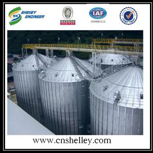 High strength 3000t agricultural used corn storage silos